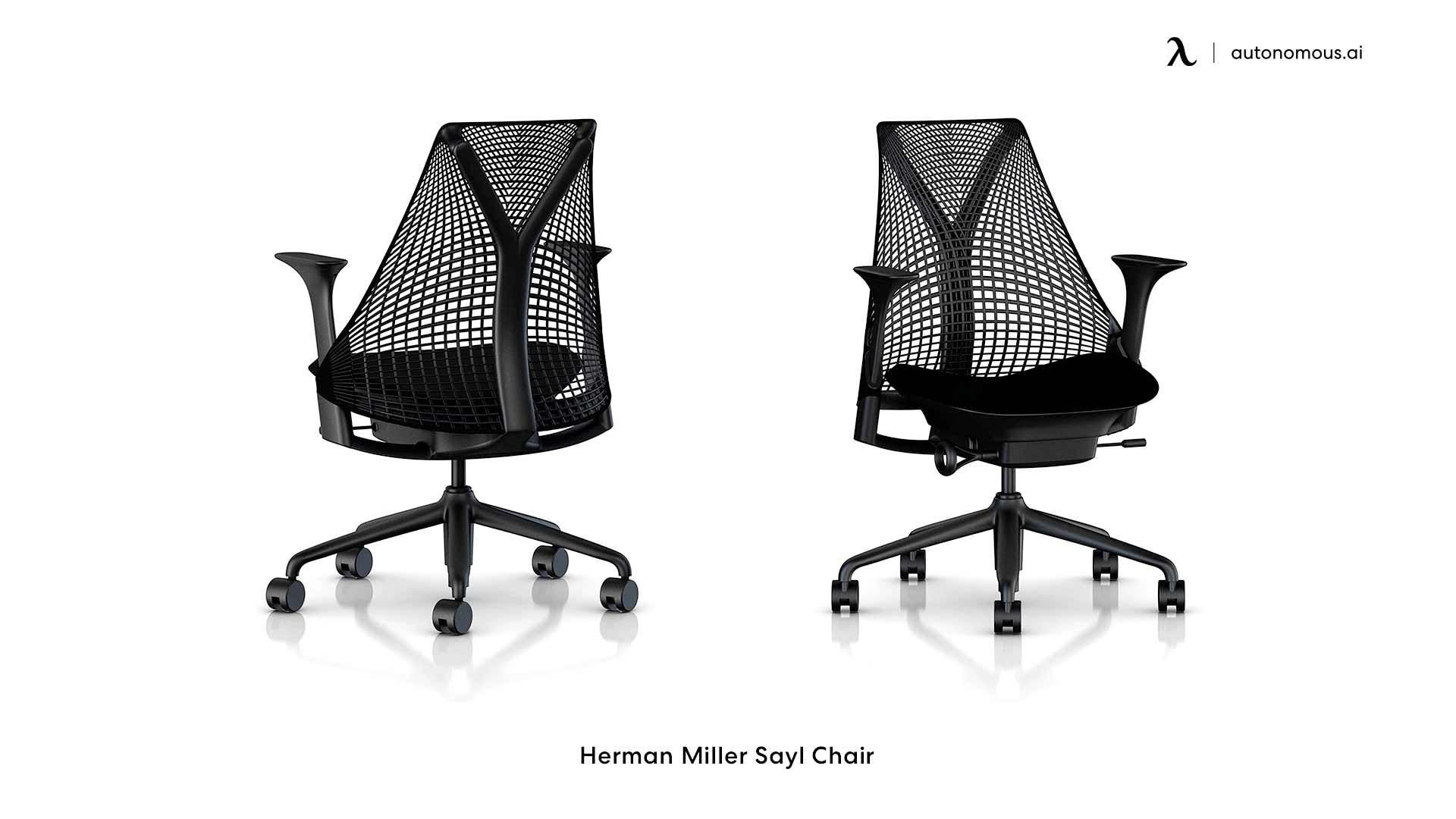 Herman Miller's Sayl Chair