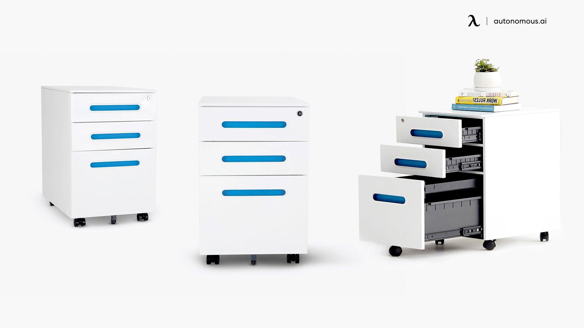 Autonomous Filing Cabinet