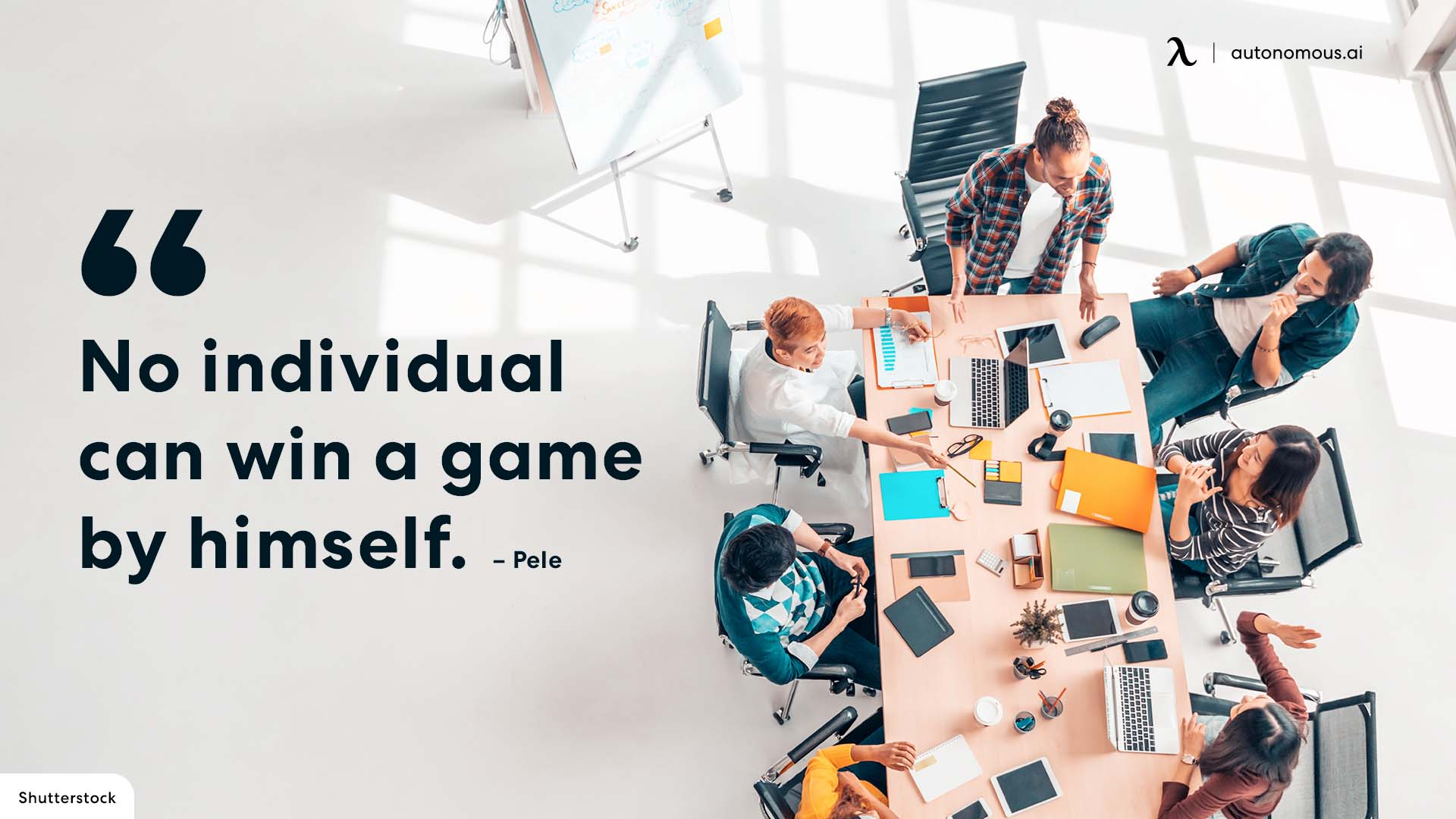 Best Teamwork Quotes to Get Productivity in the Workplace