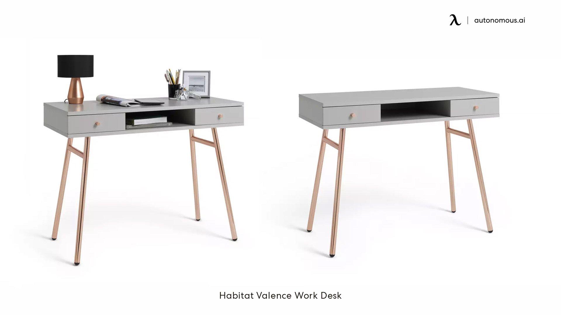 Habitat Valence Work Desk