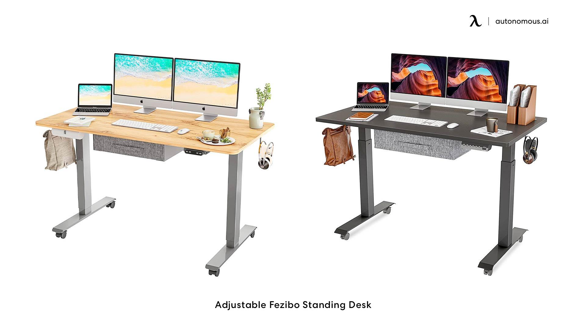 Adjustable Fezibo Standing Desk