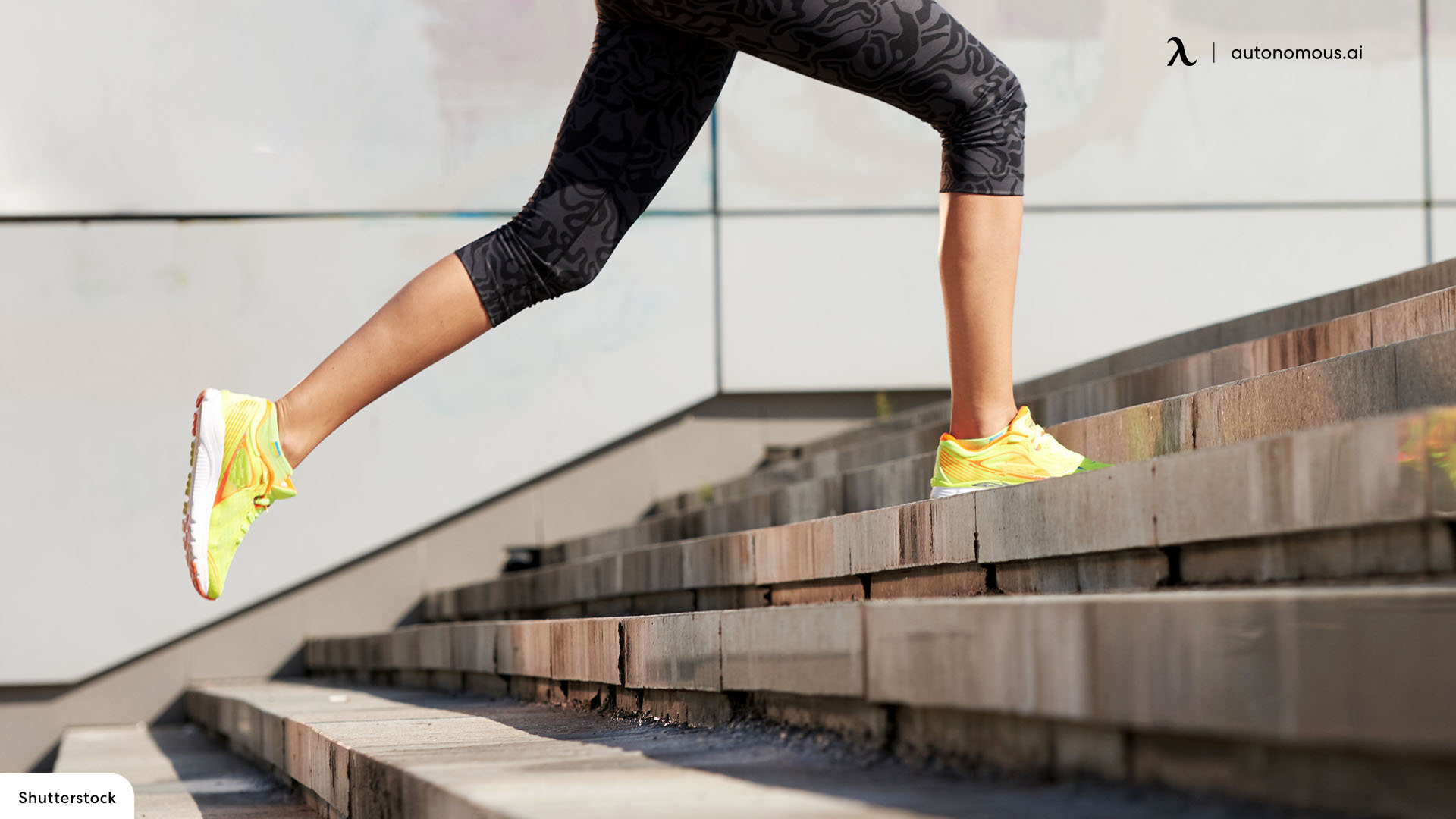 Heart-Rate Stair Workout