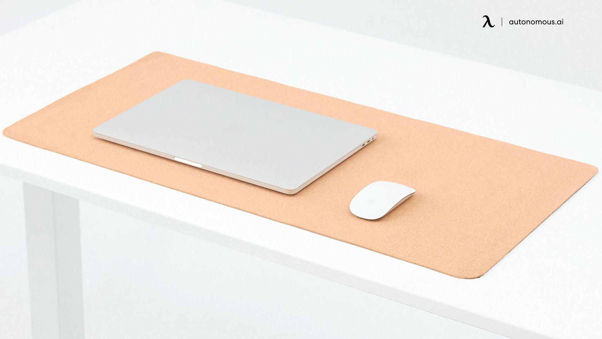 Cork Desk Pad