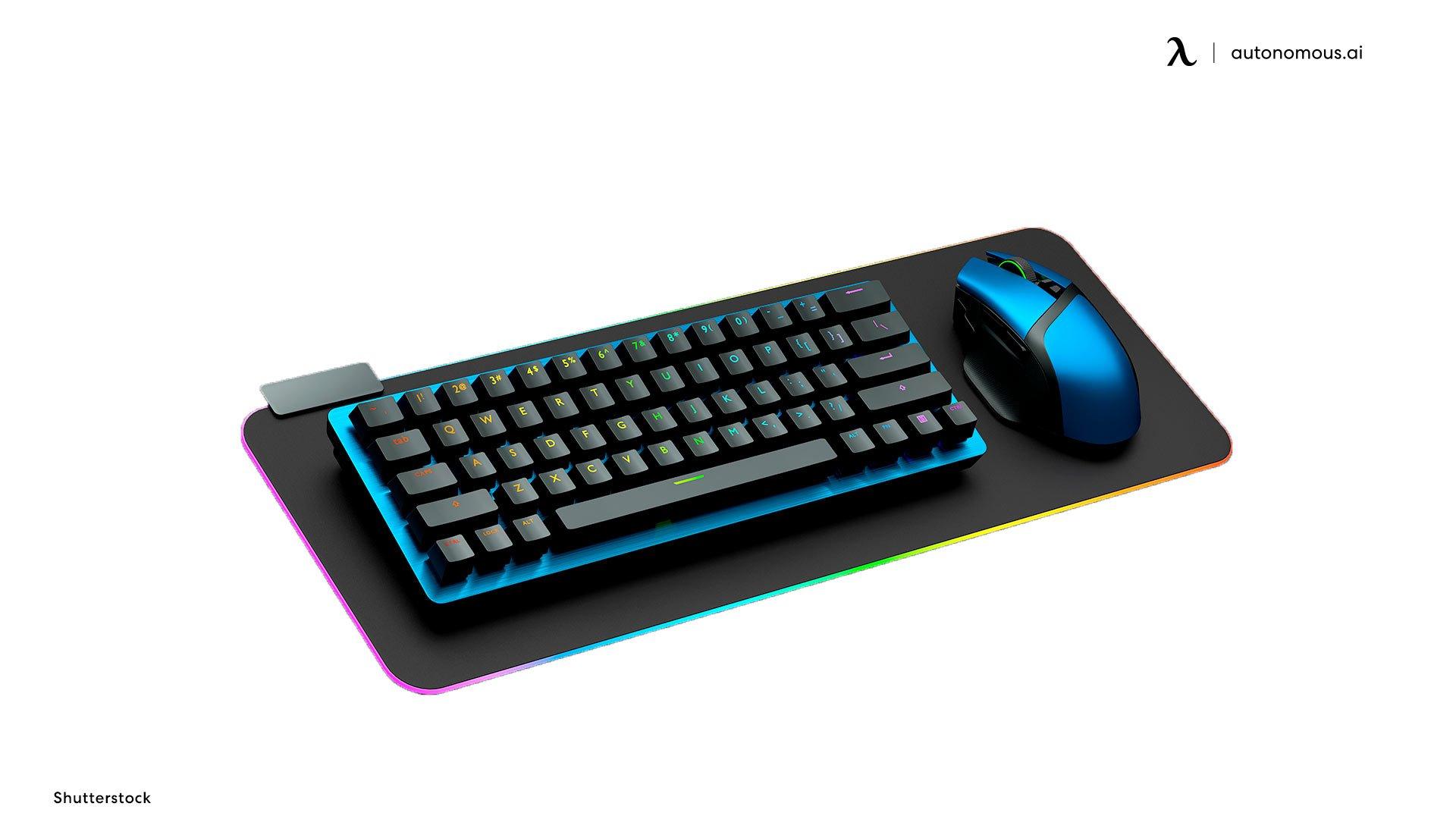 RGB Desk Pad