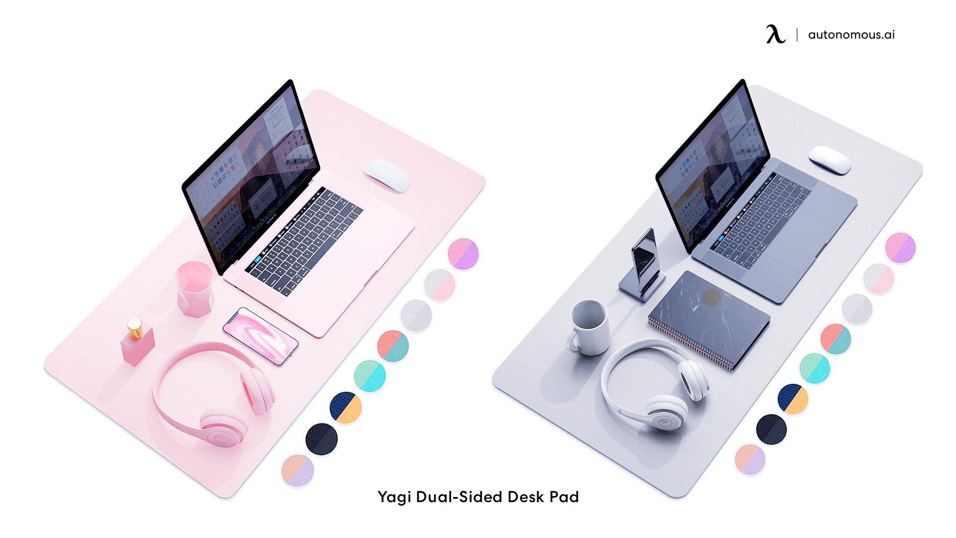 Yagi Dual-Sided Desk Pad