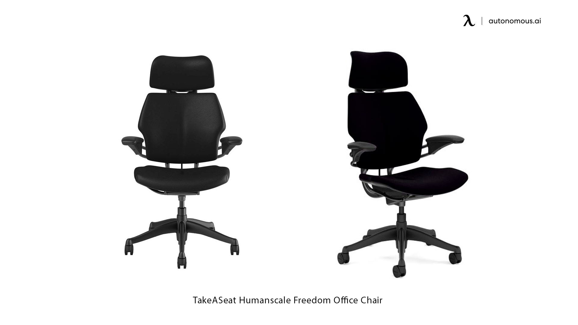 TakeASeat Humanscale Freedom Office Chair