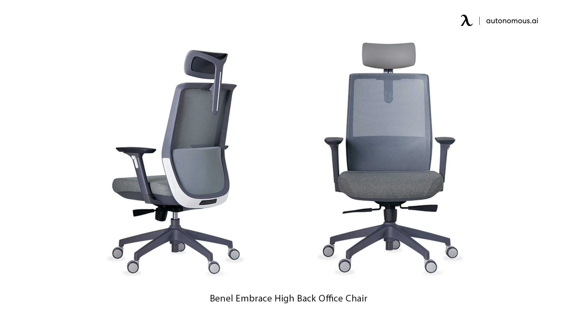 Benel Embrace High Back Office Chair