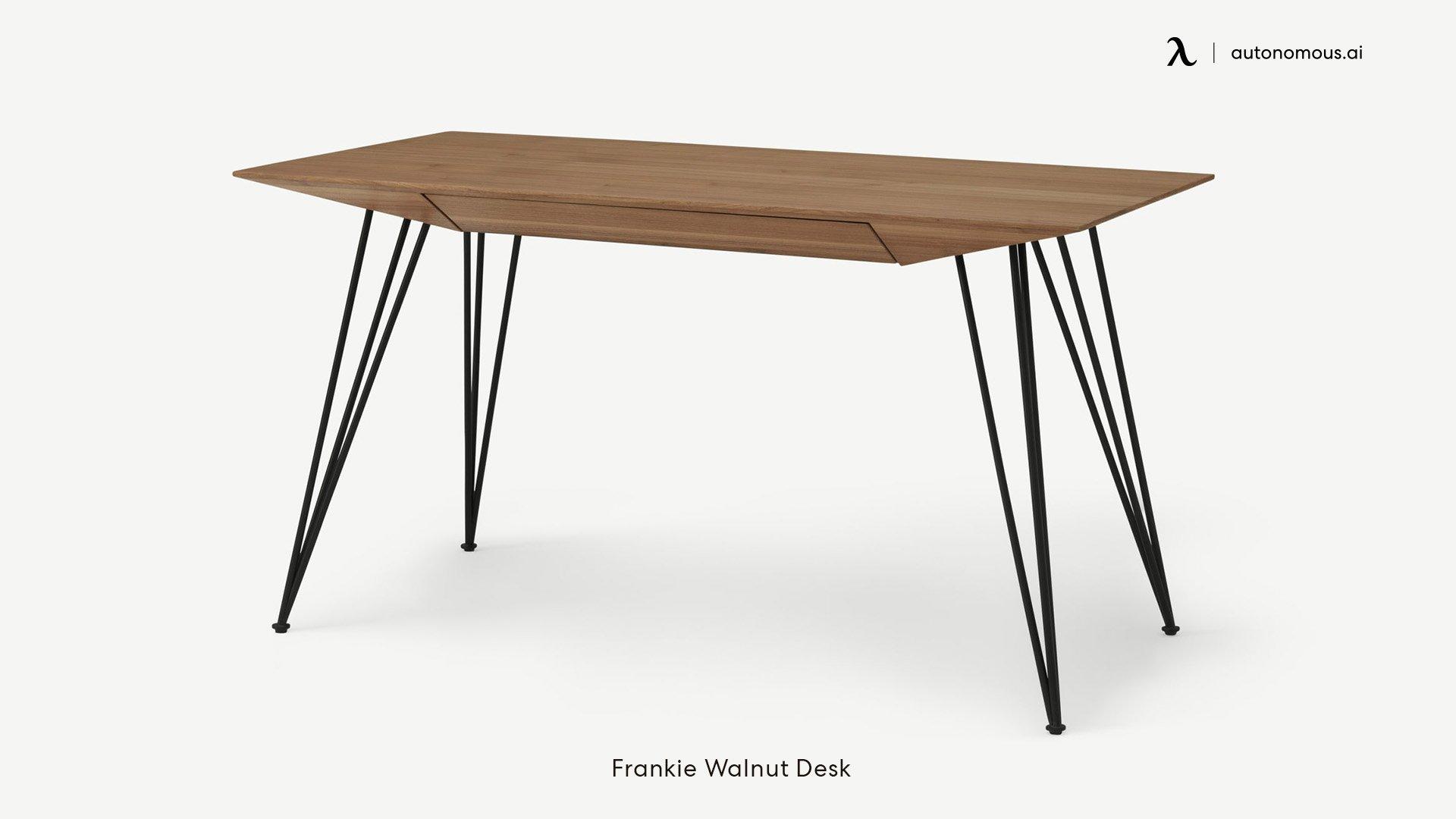 Frankie Walnut Desk