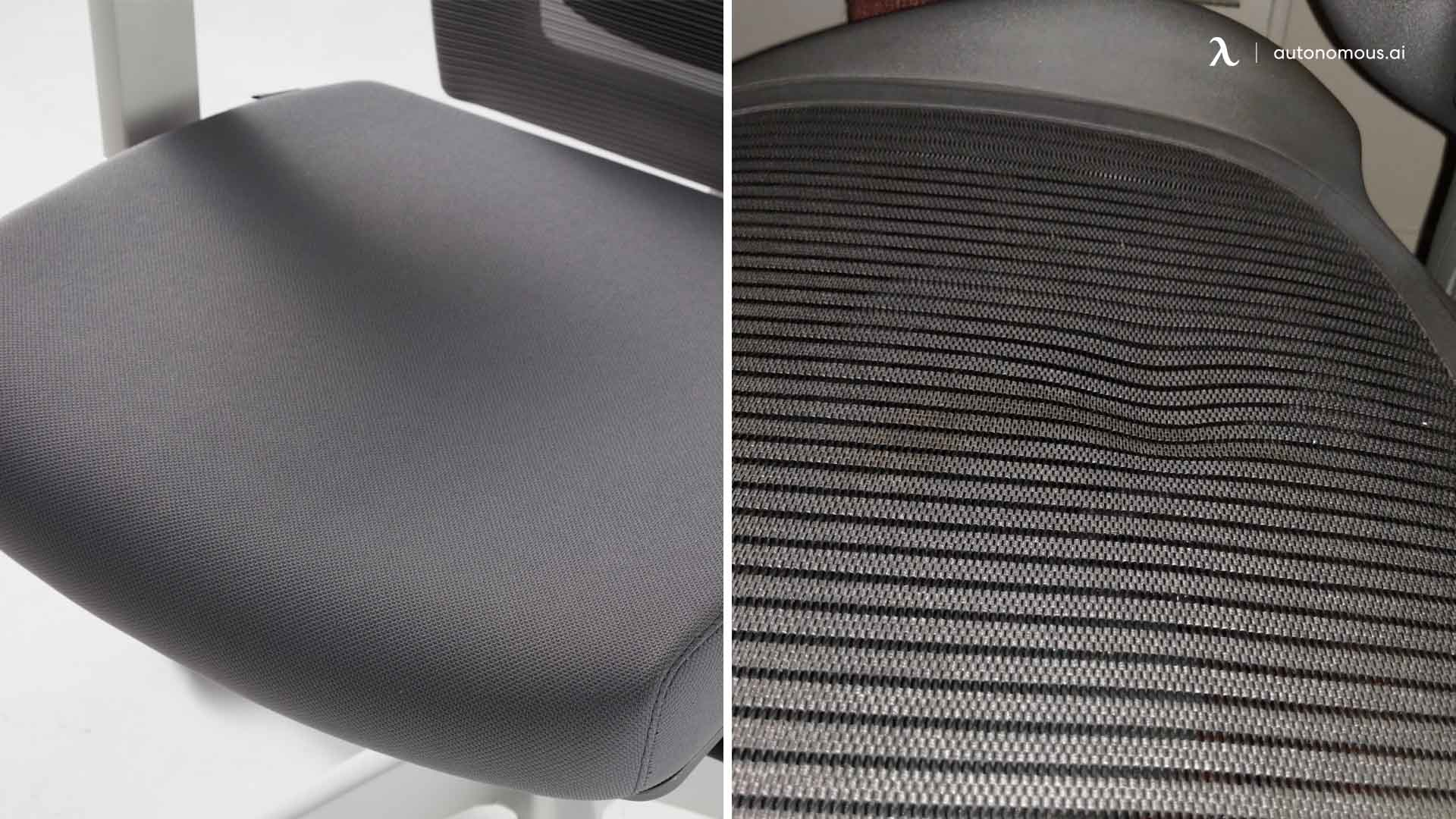 Seat Material: Molded Foam