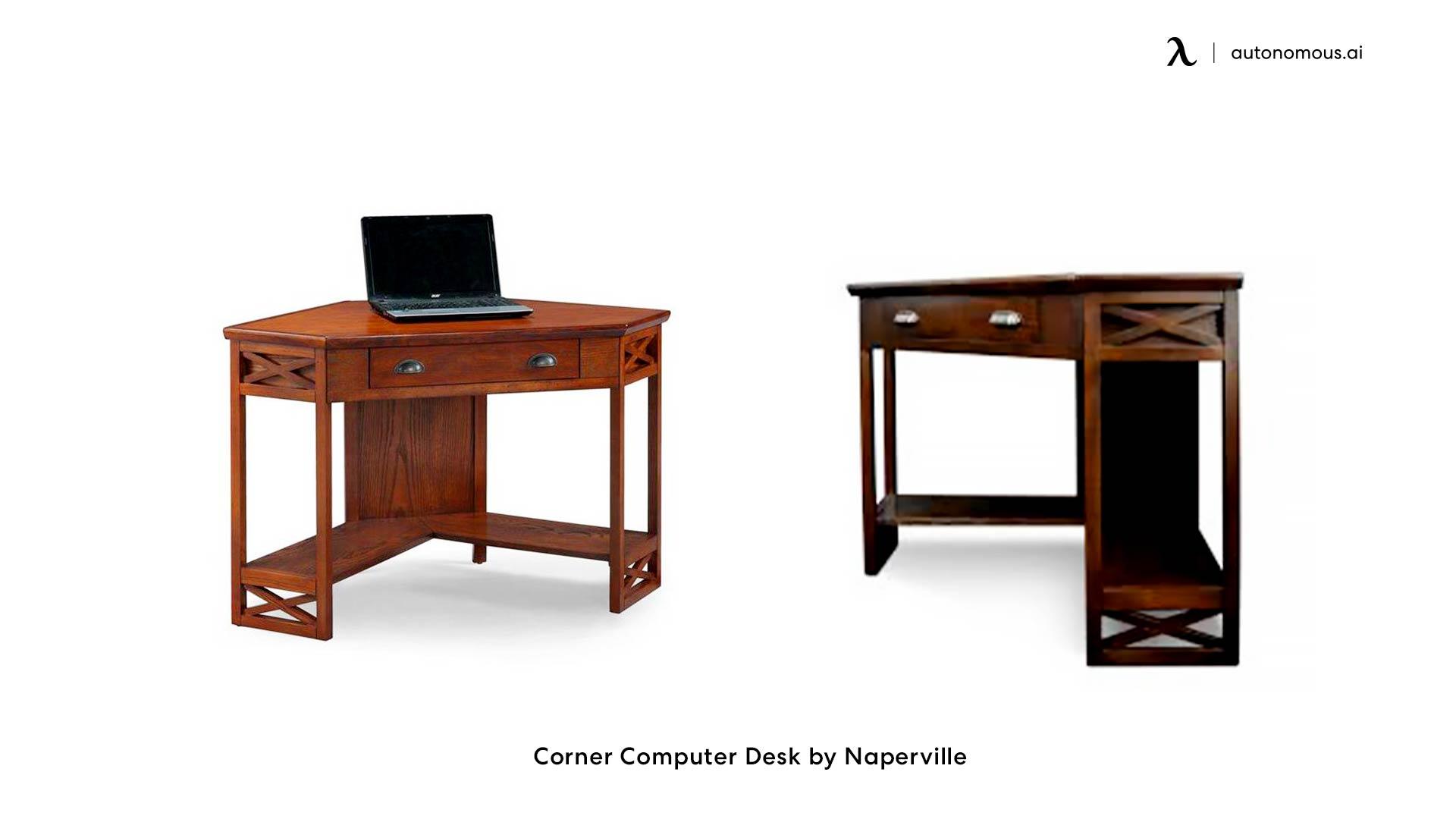 Corner Computer Desk by Naperville
