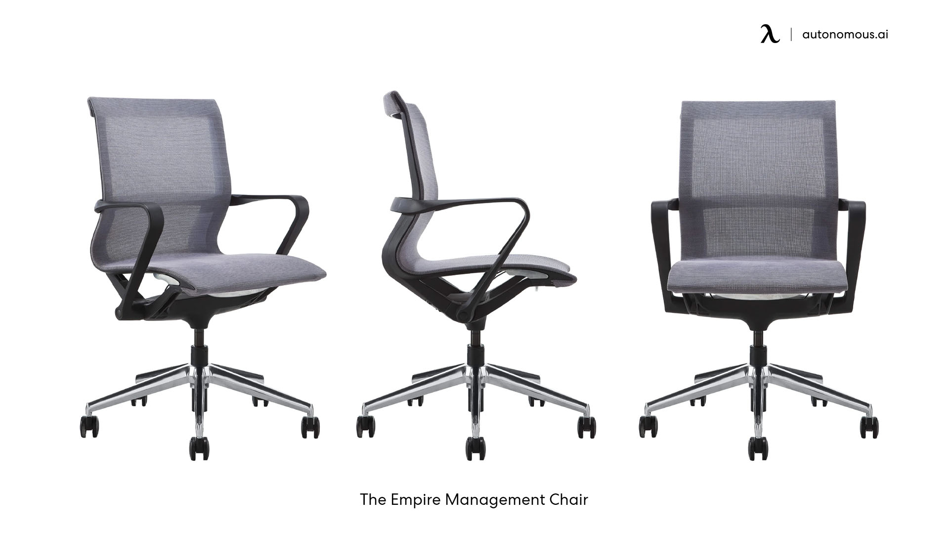 The Empire Management Chair