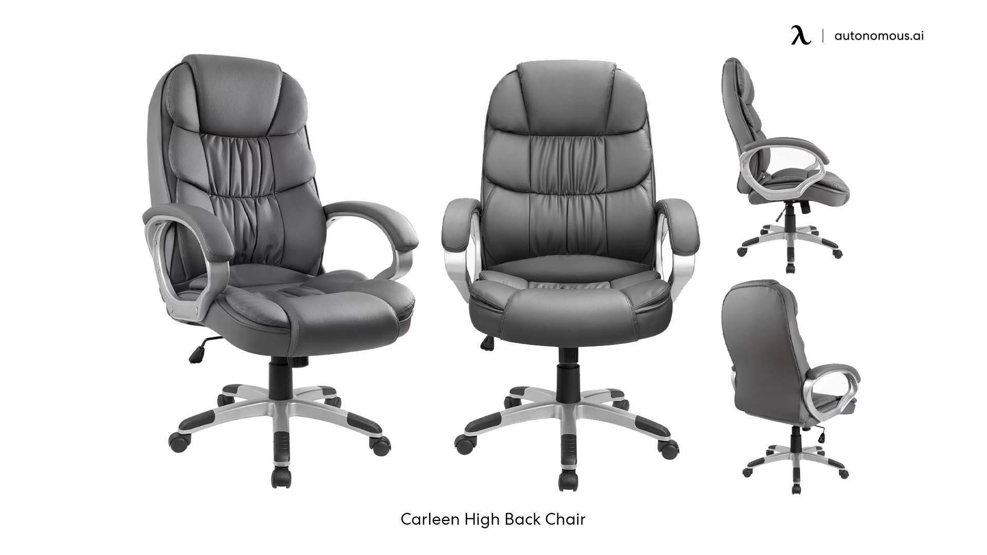 Carleen High Back Chair