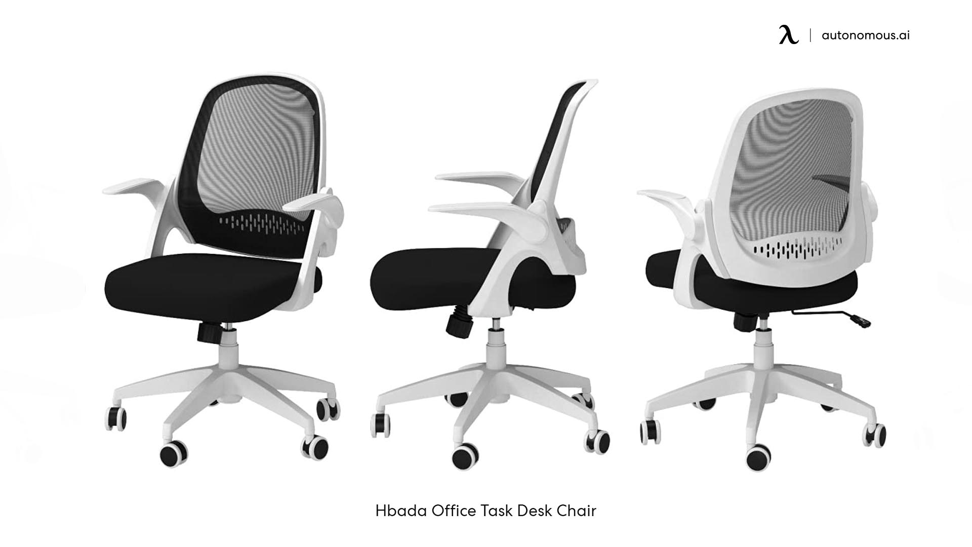 Hbada Office work from home desk and chair