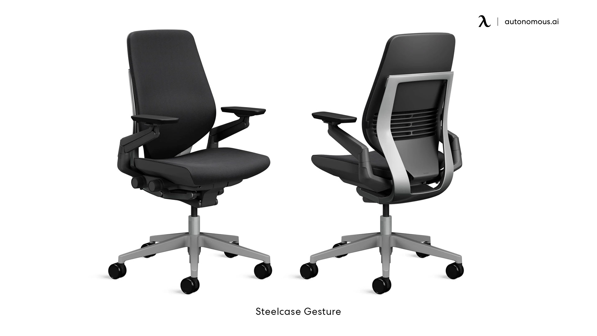 Steelcase Gesture small space desk chair