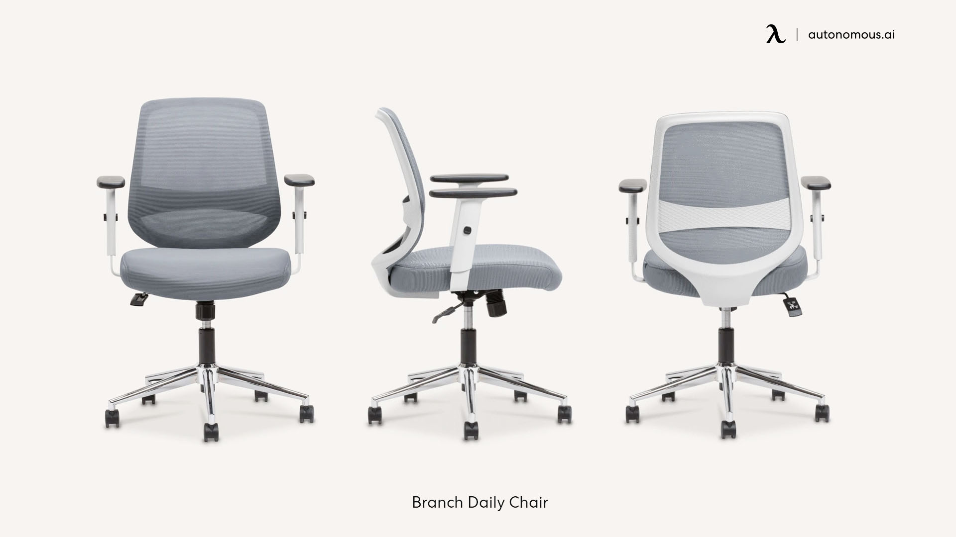 Branch Daily small space desk chair