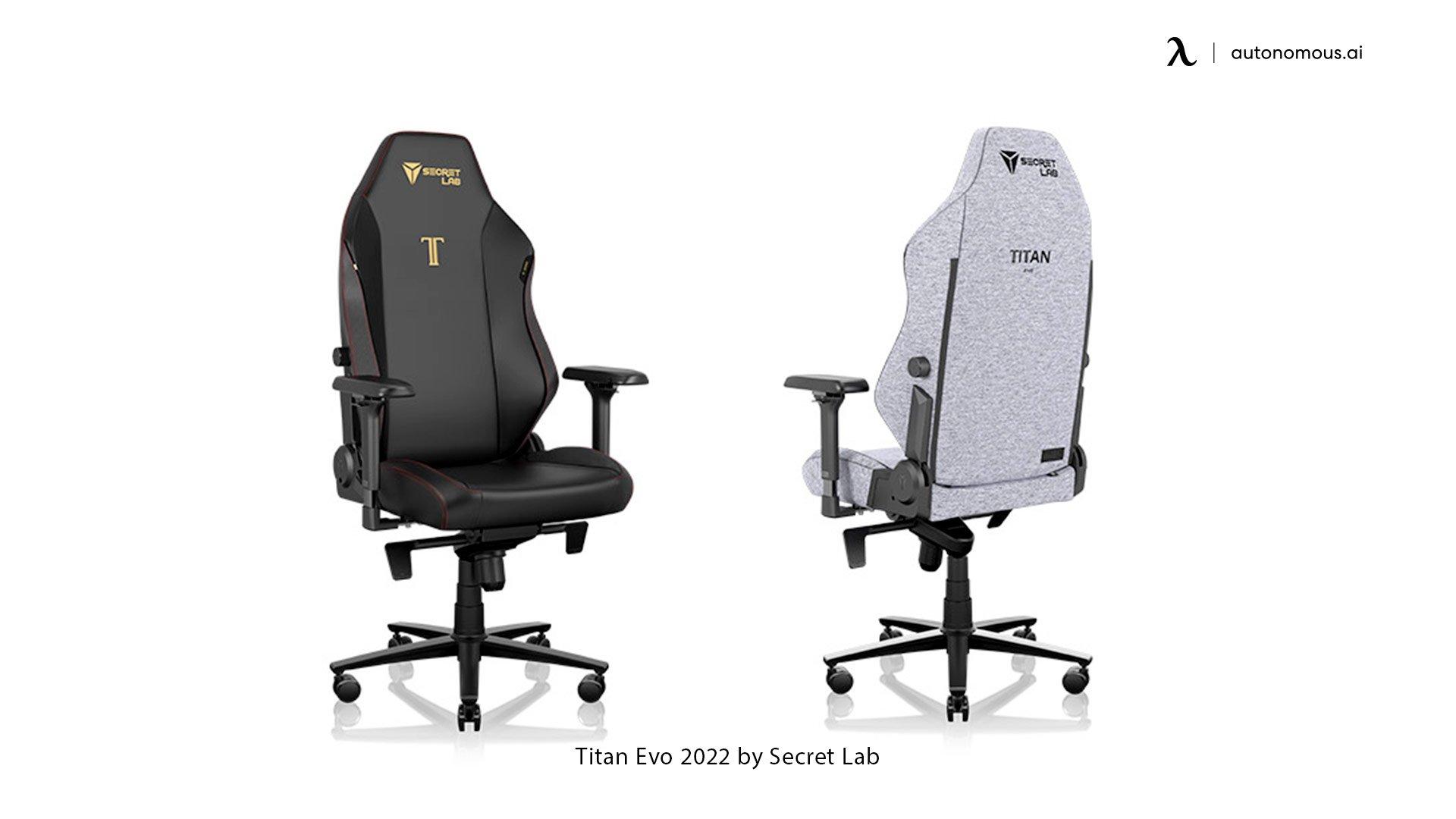 Titan Evo 2022 by Secretlab