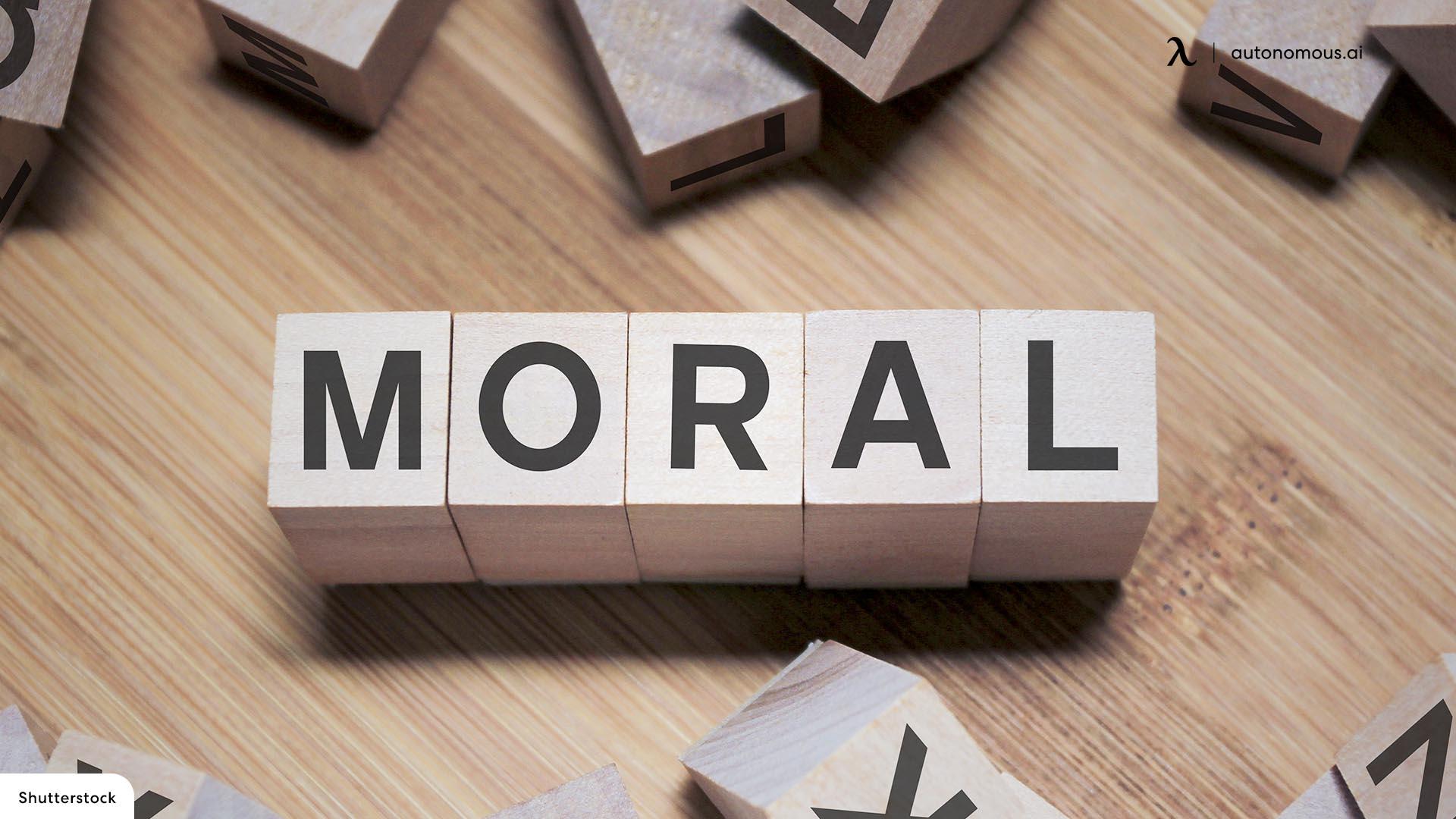 Loss in Morale