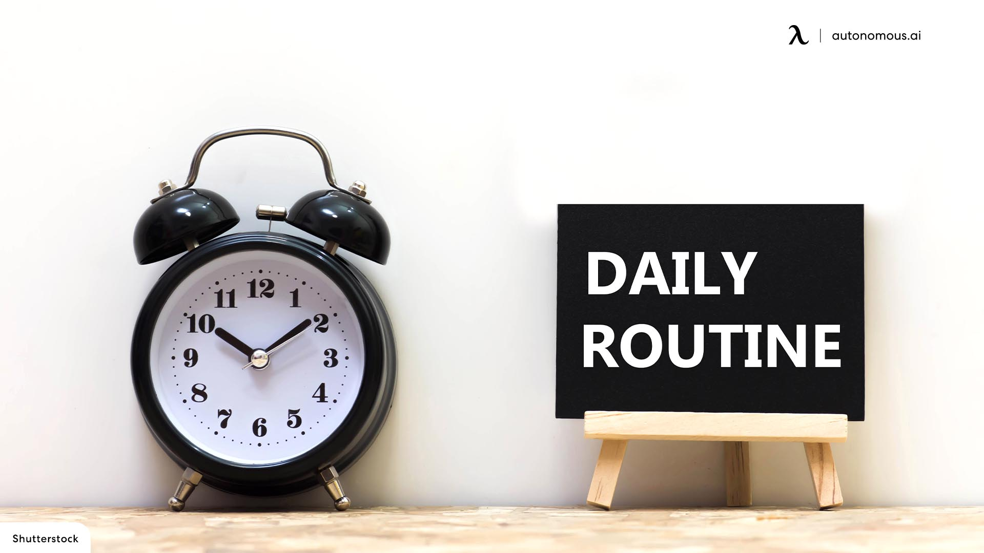 Simplify Your Pre-work Morning Routine