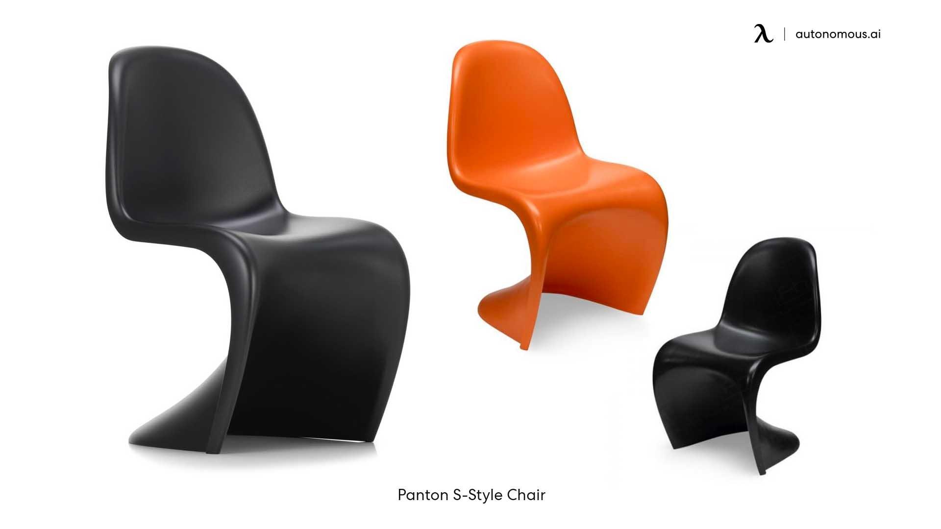 Pantoon S-Style Chair