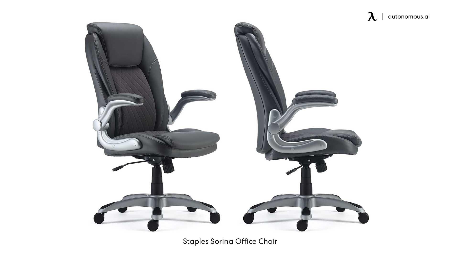 Staples Sorina modern desk chair