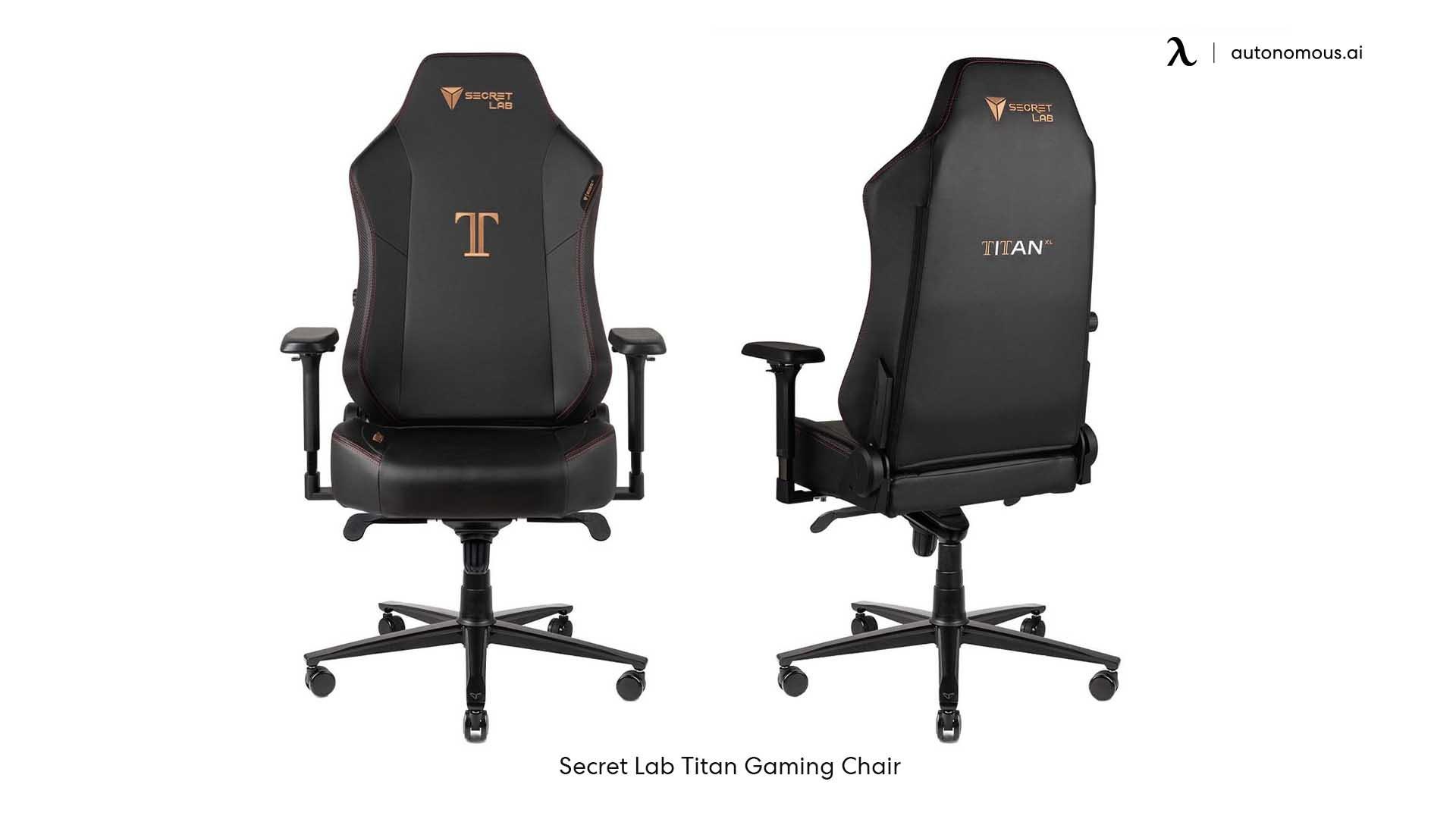 Secret Lab Titan Gaming modern desk chair