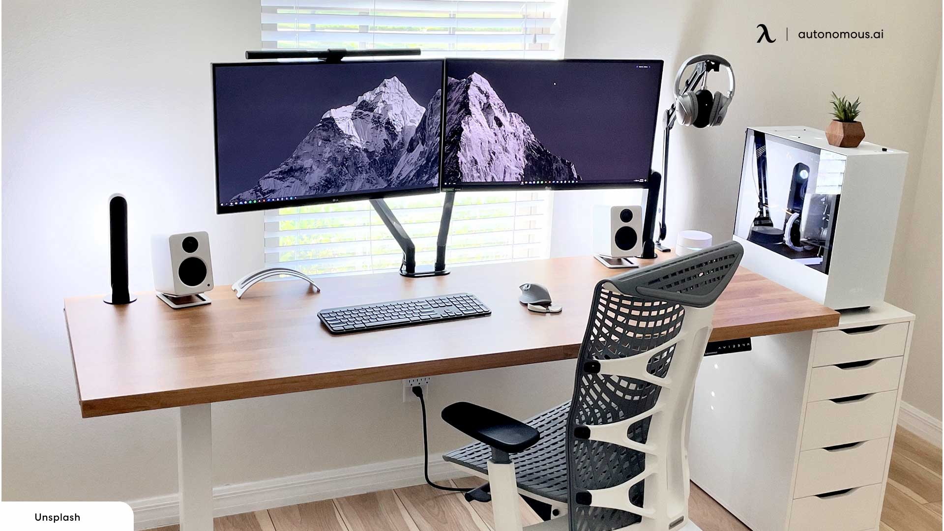 Office Desk and Chair Need for home office renovation