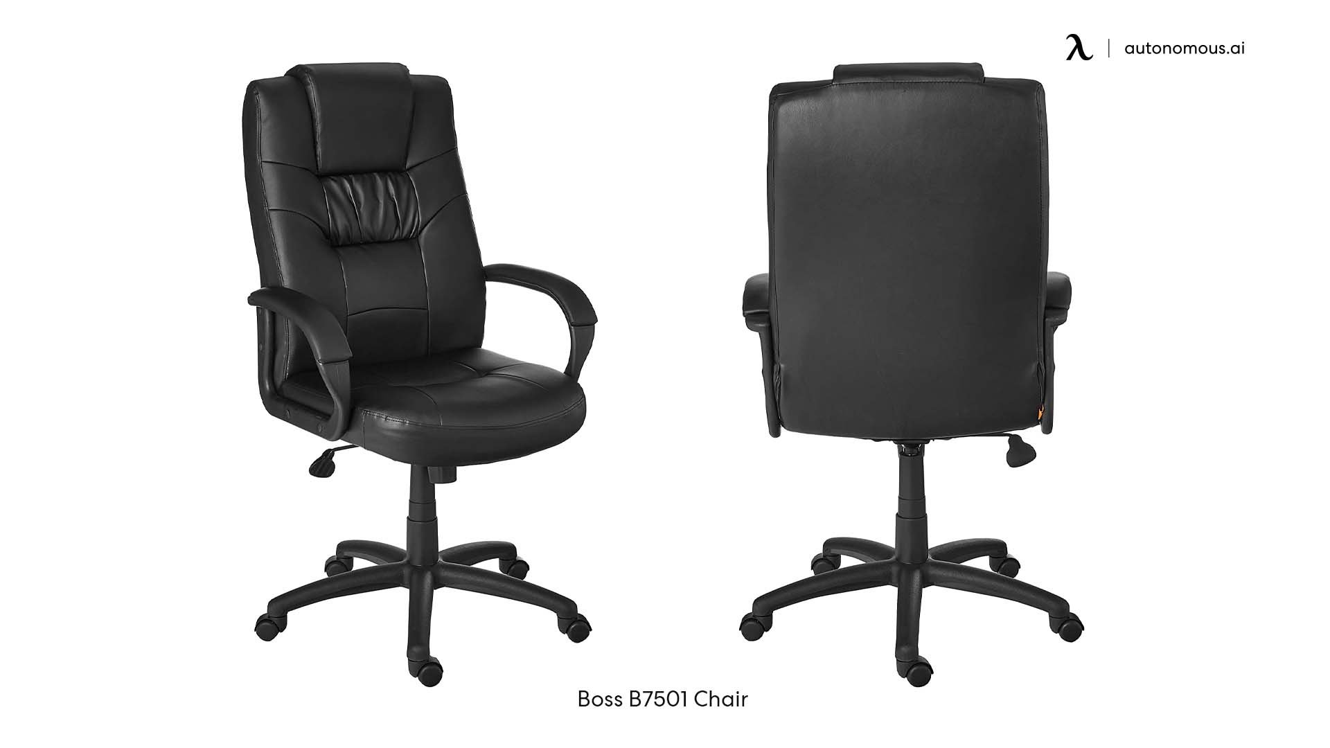 Boss B7501 Comfortable office chairs for long hours