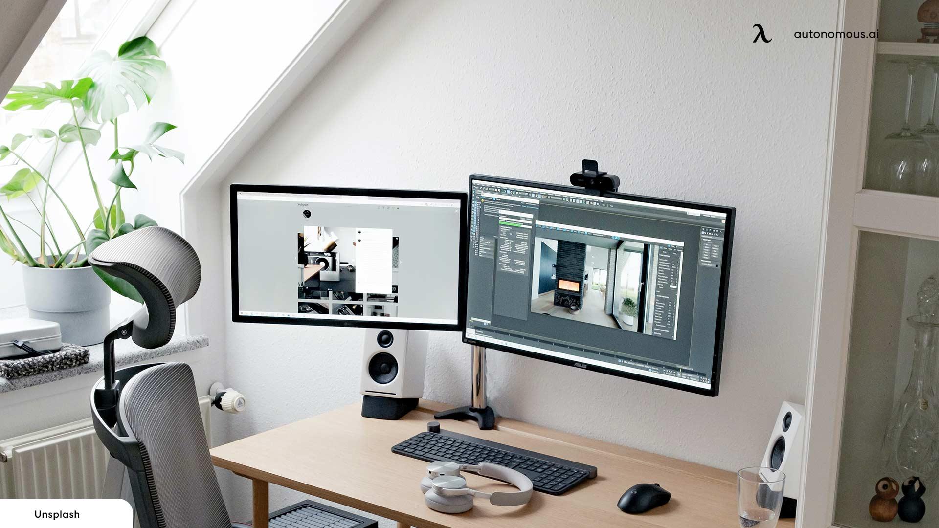 Consider Office Lighting for ergonomic office setup