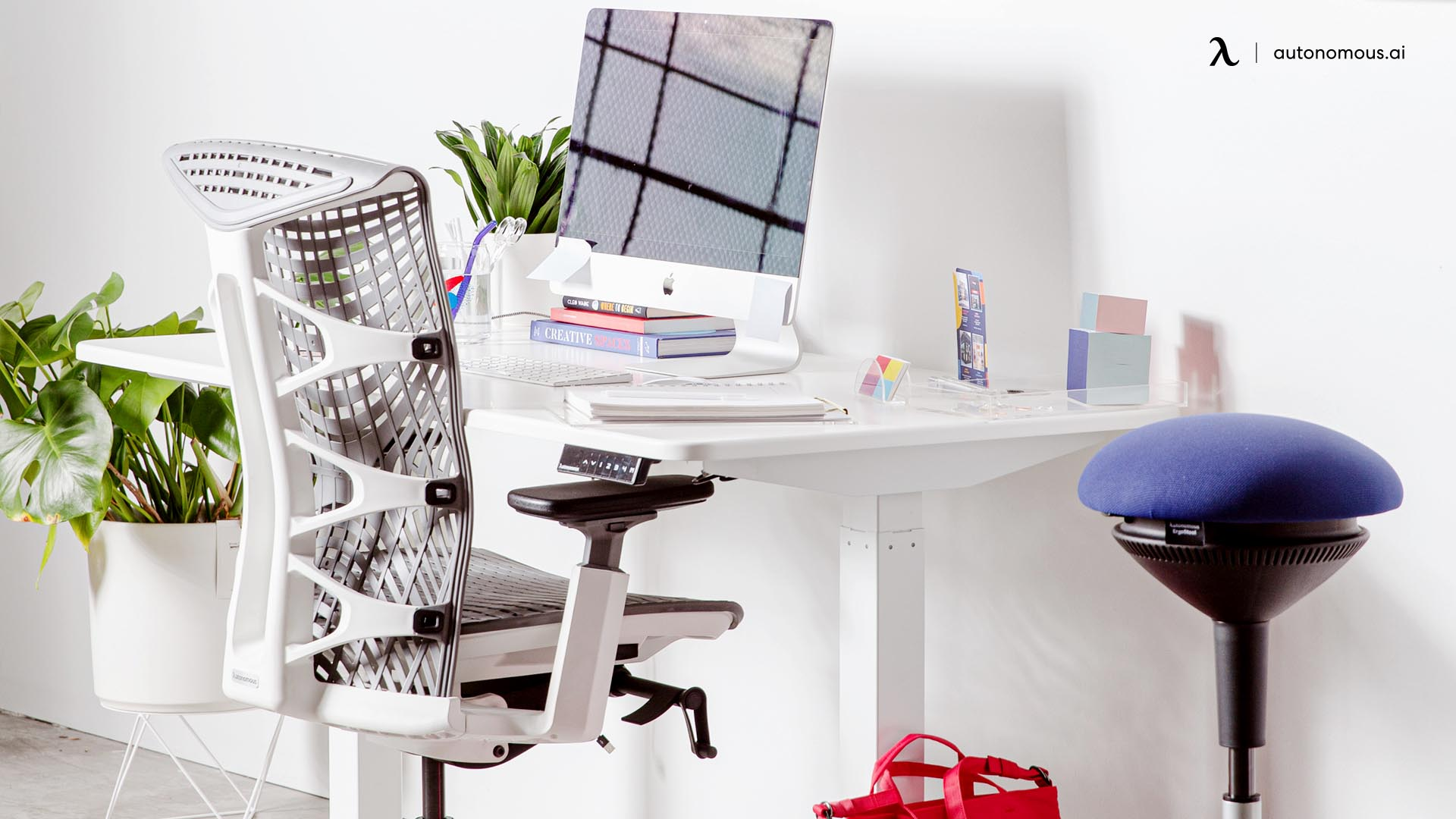 Ergonomic Chair as office furniture for small offices