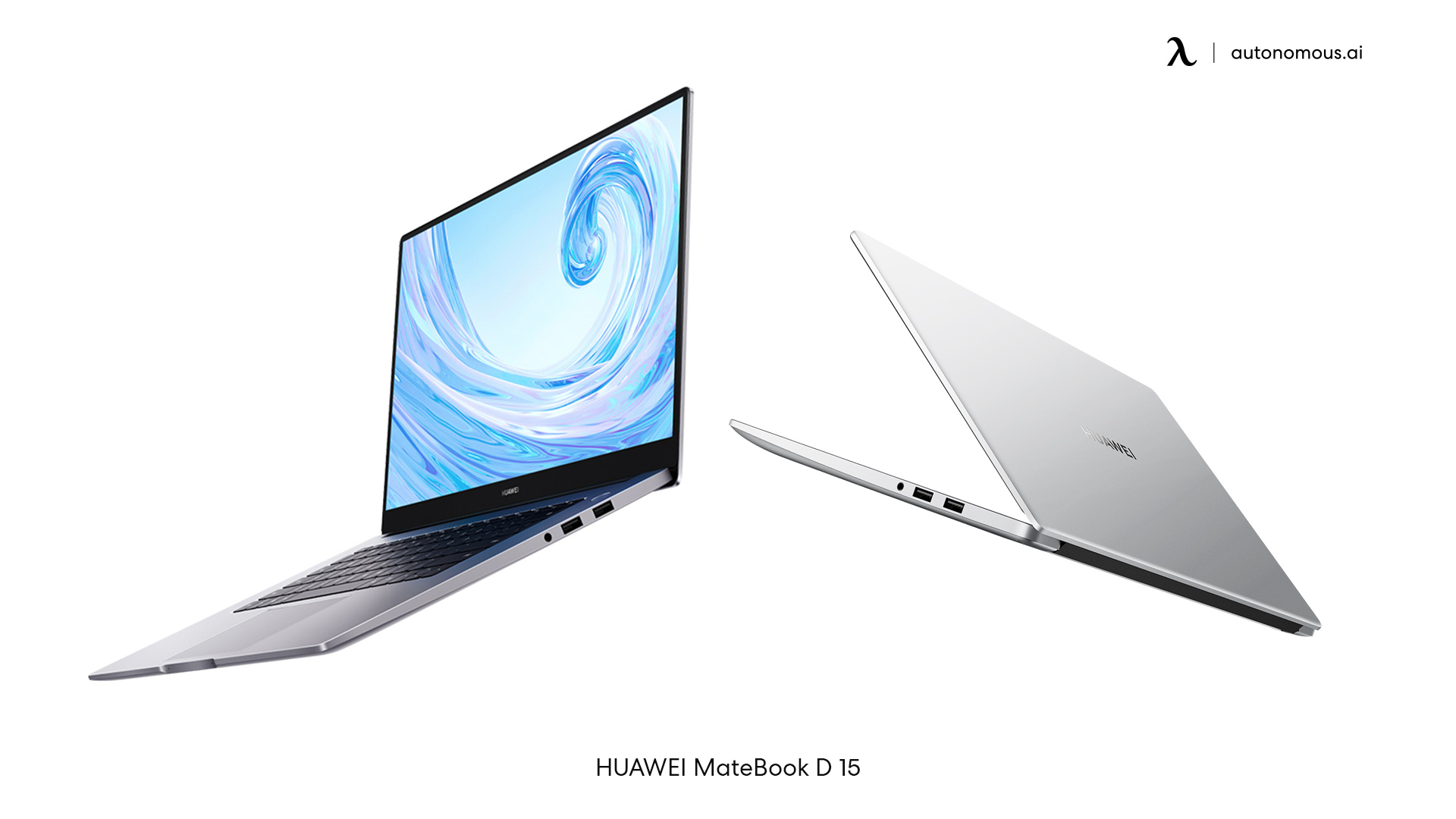 Work from home laptop: Huawei Matebook
