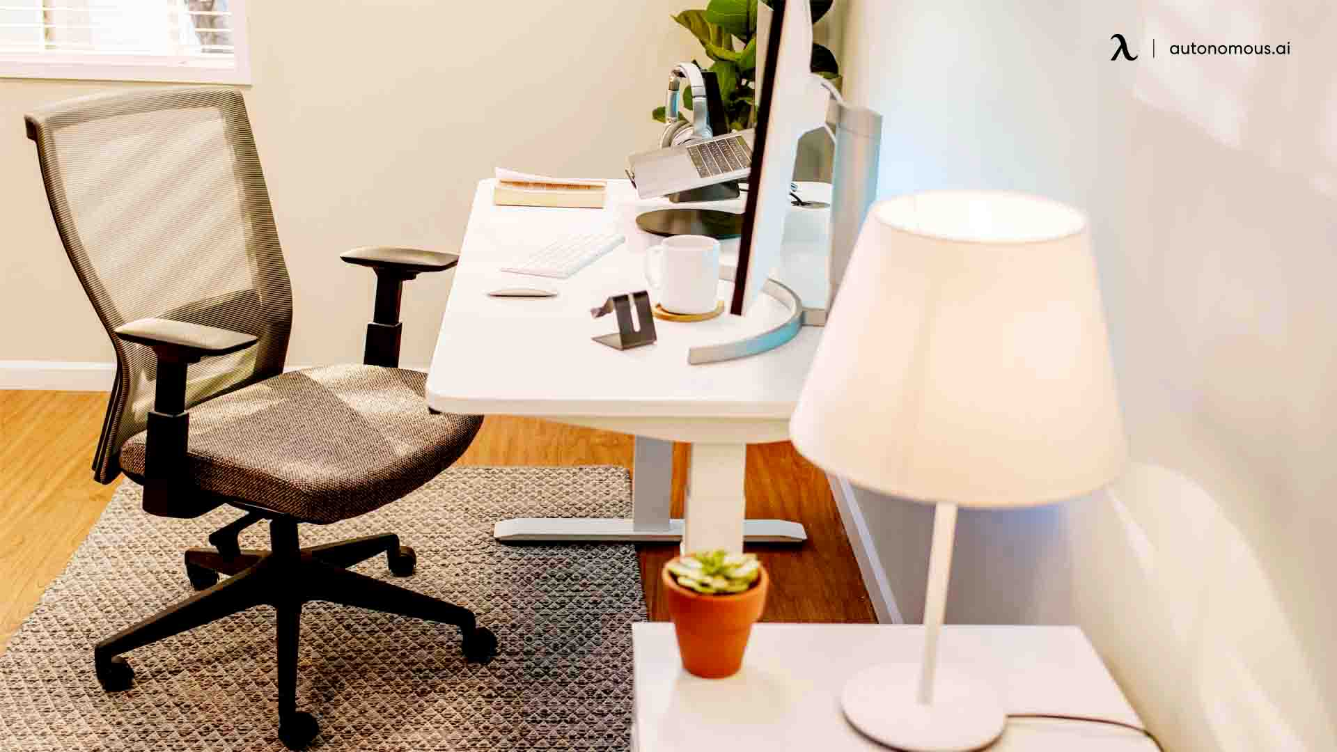 Ergonomic Chair as work from home equipment