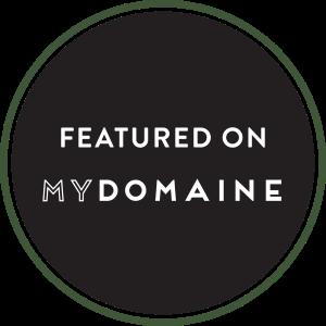 Featured on MyDomaine Badge