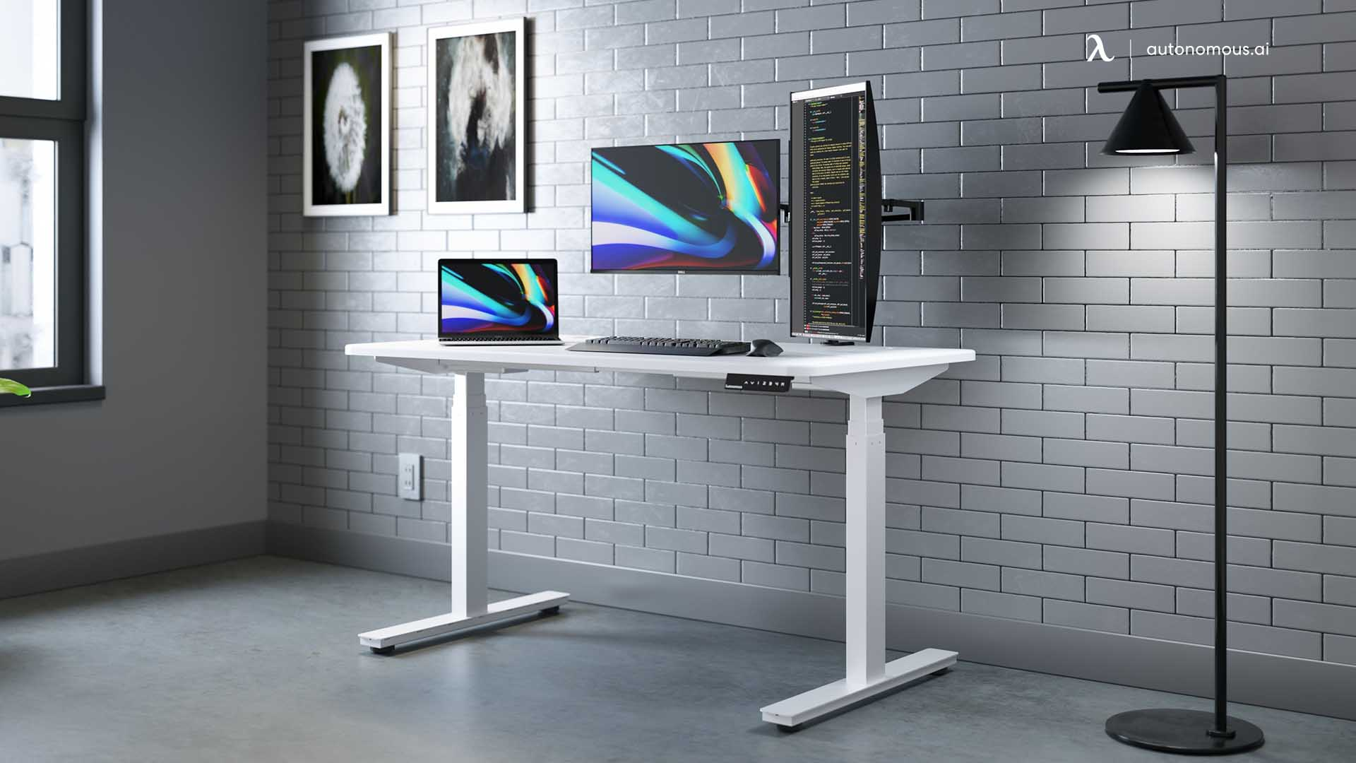 Standing Desk as home office furniture