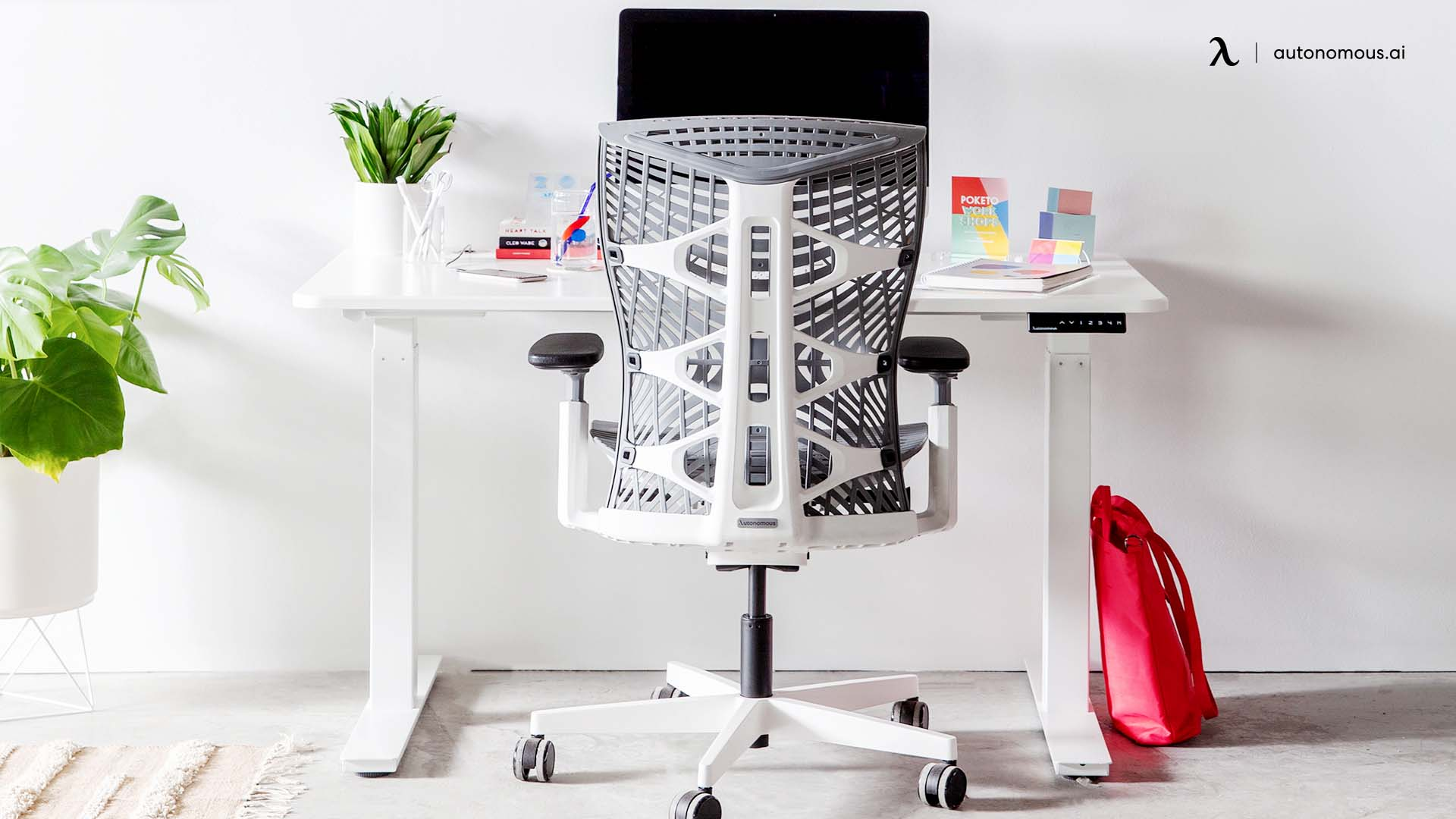 Ergonomic Chair as home office furniture