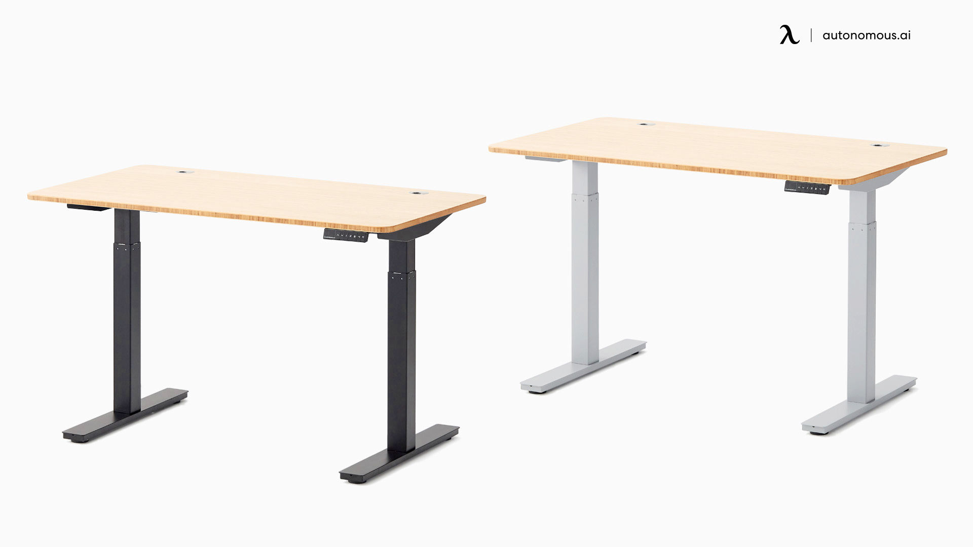 SmartDesk Core as Height changing desk