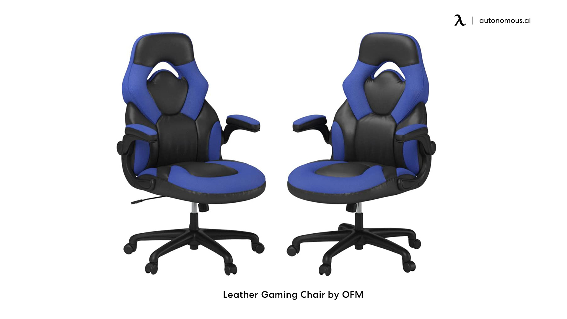 Leather Gaming Chair by OFM