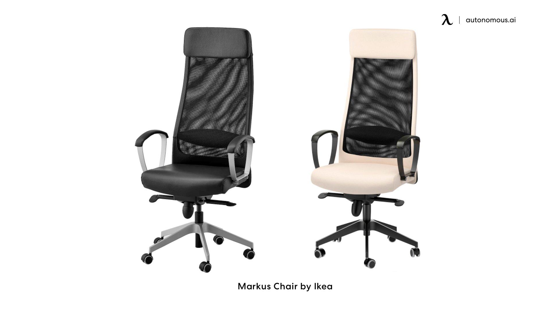 Markus office chair design