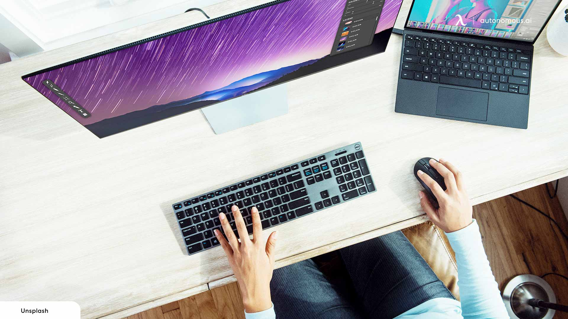 tips for mouse-intensive jobs: Position Properly