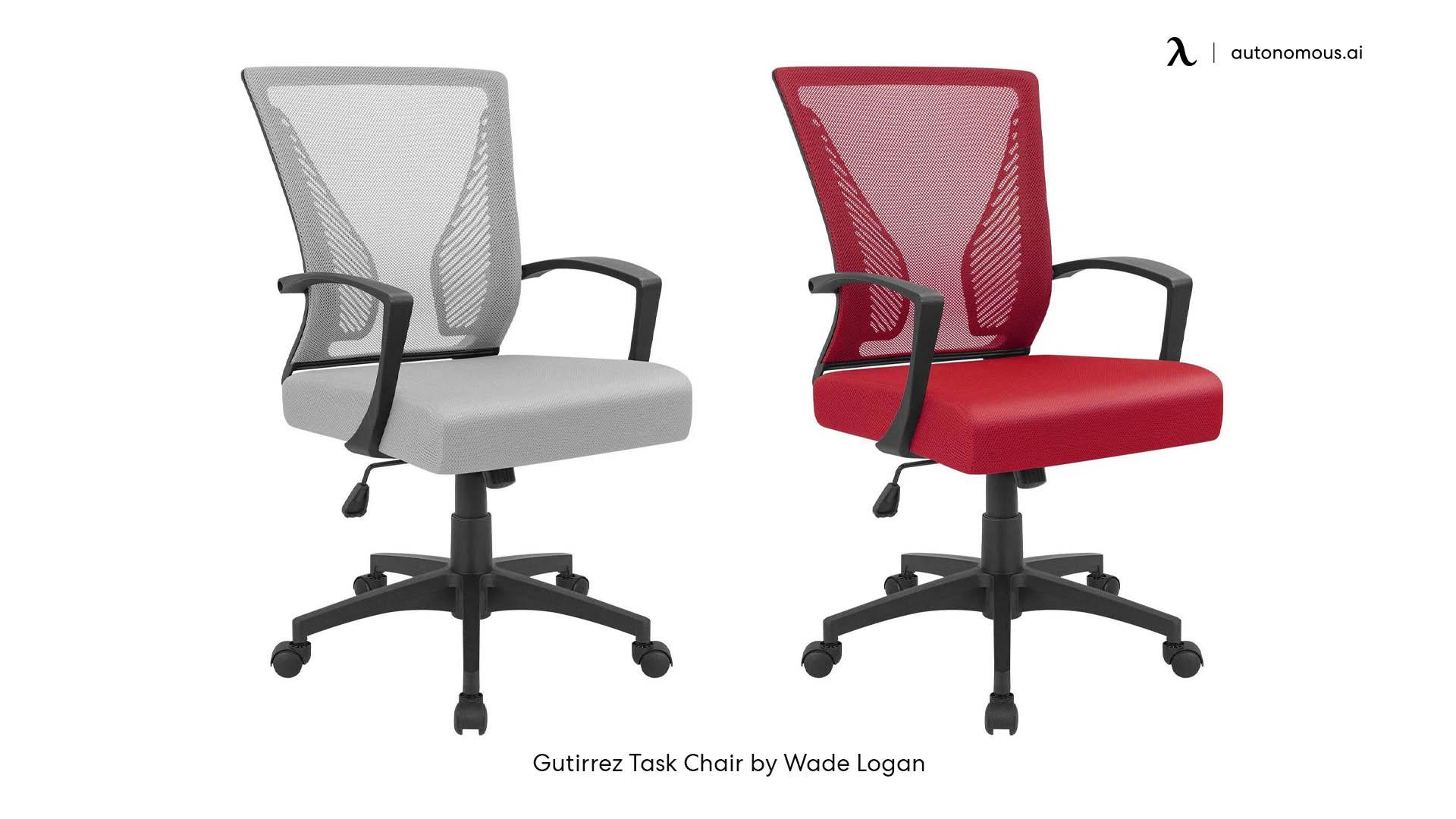 Gutirrez Task Chair by Wade Logan