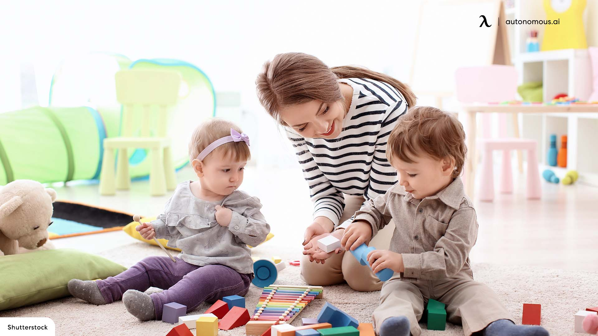 Child-Care in employee perks
