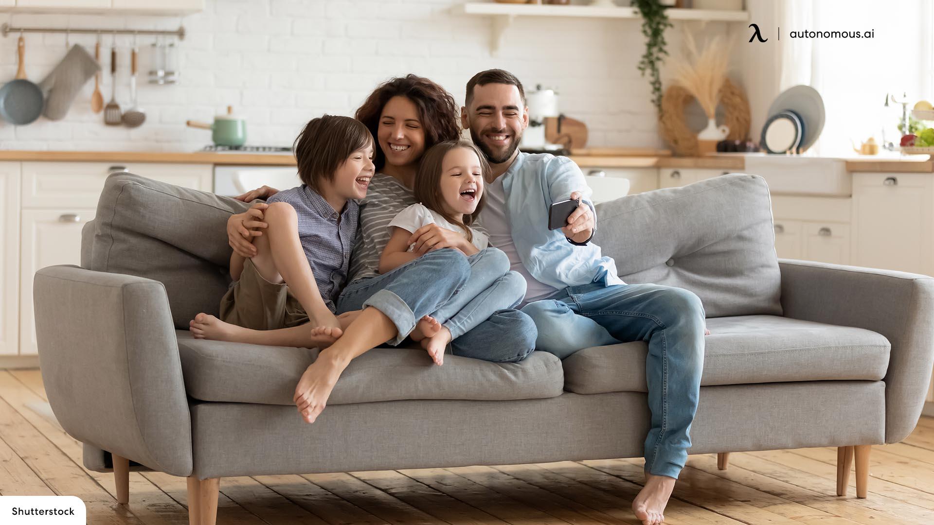 Family-friendly employee benefits