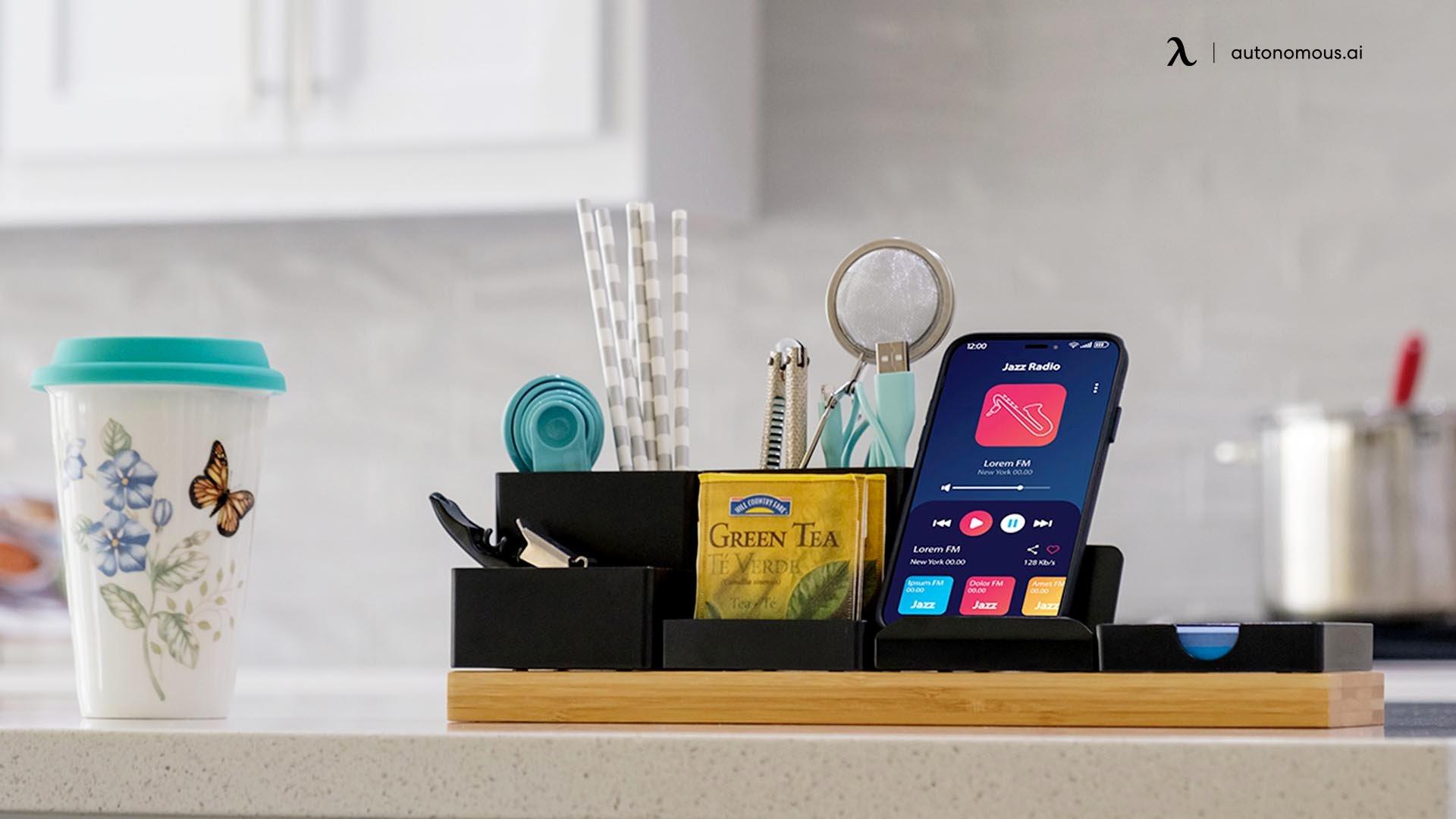 Desk Organizers in modern home office