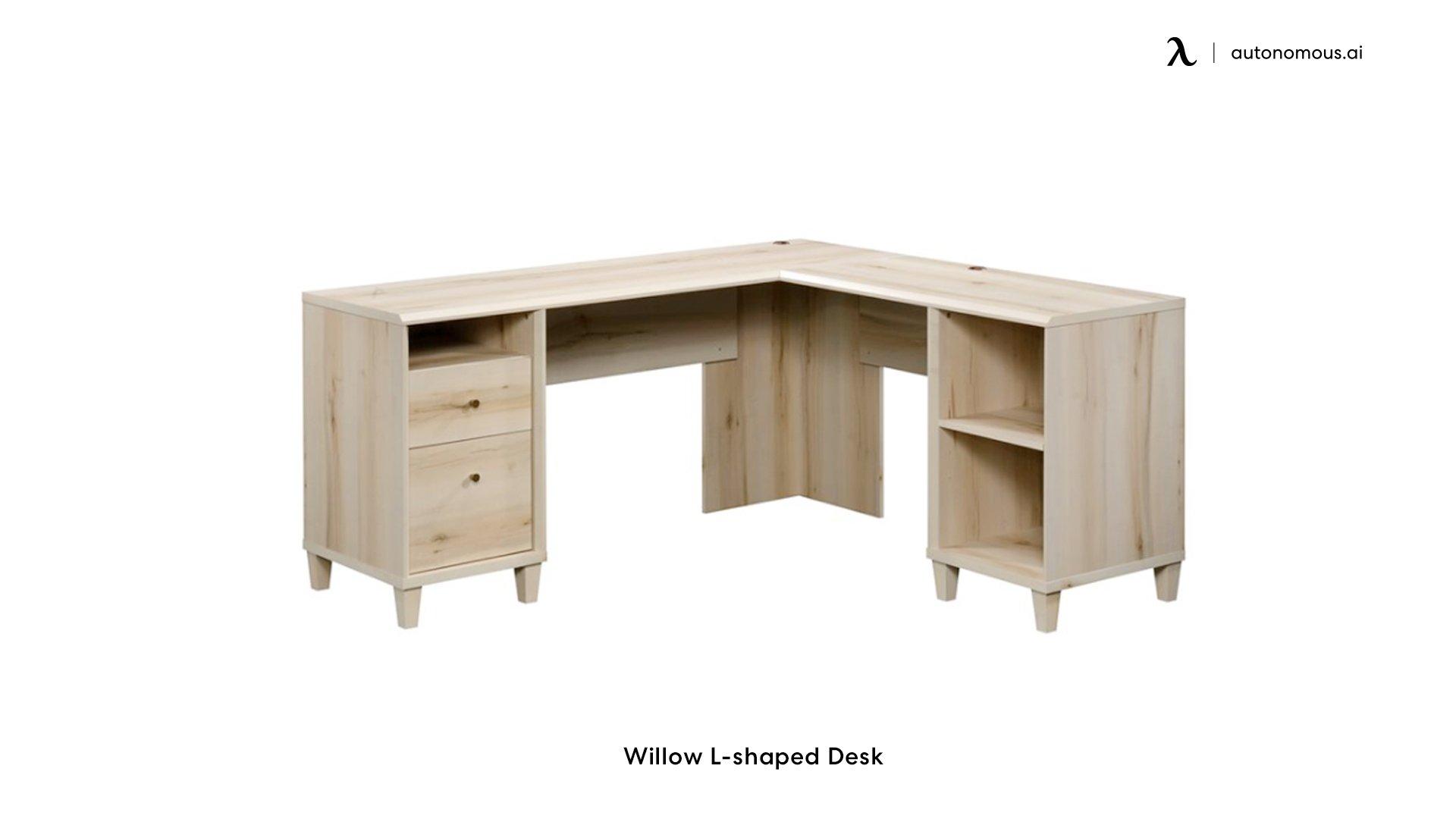 Willow Corner standing desk