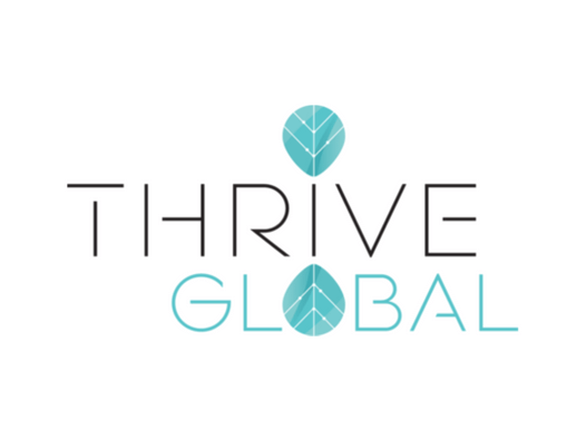 Logo of Thrive Global