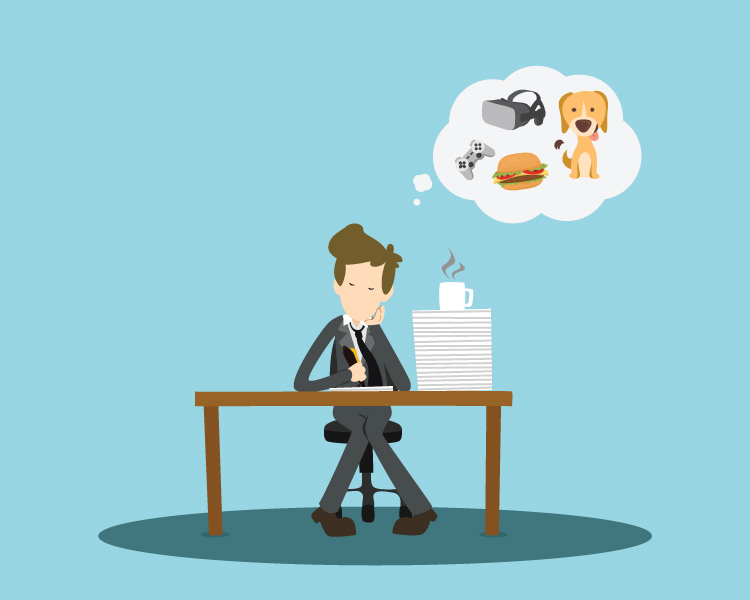 eliminate distraction to increase productivity