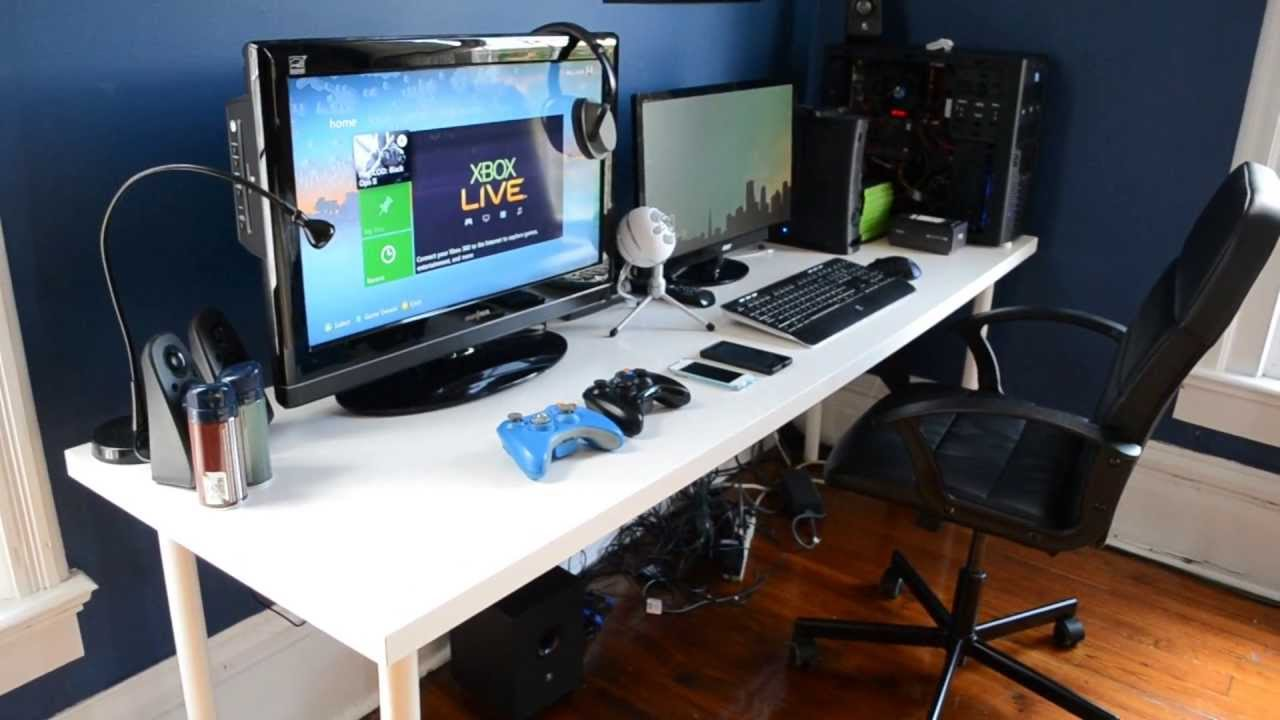 13 Cool Gaming Desk Accessories Every Gamer Should Have