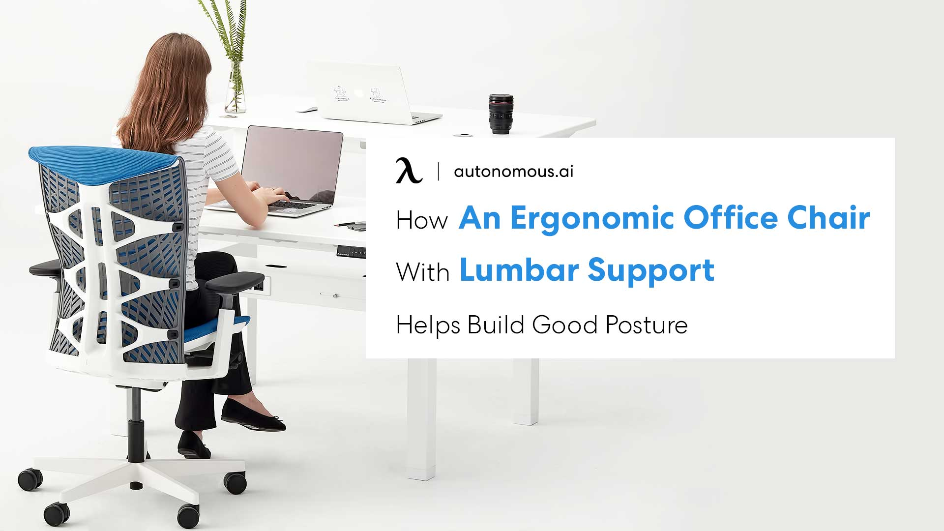 How Ergonomic Office Chairs Support Your Lumbar And Help To