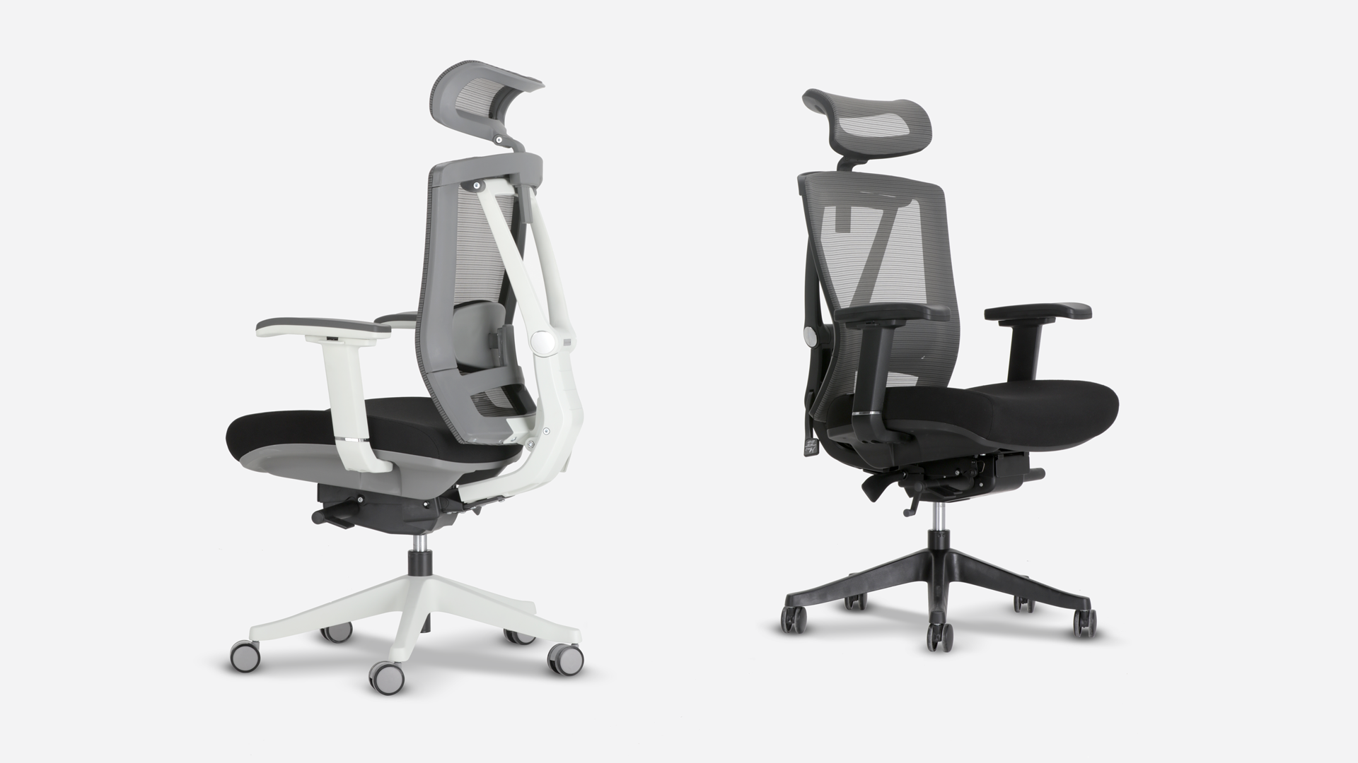 Best Office Chair For Lower Back Pain That Will Blow Your Mind - ErgoChair 2 - Black & White