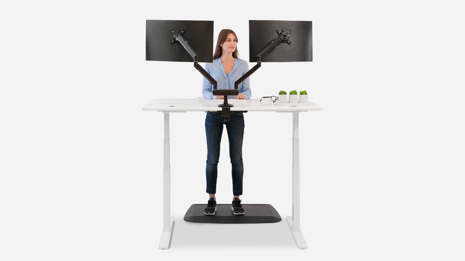 Why should you use an anti fatigue mat for your standing desk